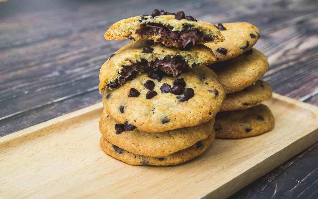 nutella biscotti ricetta FOTO ricettasprint