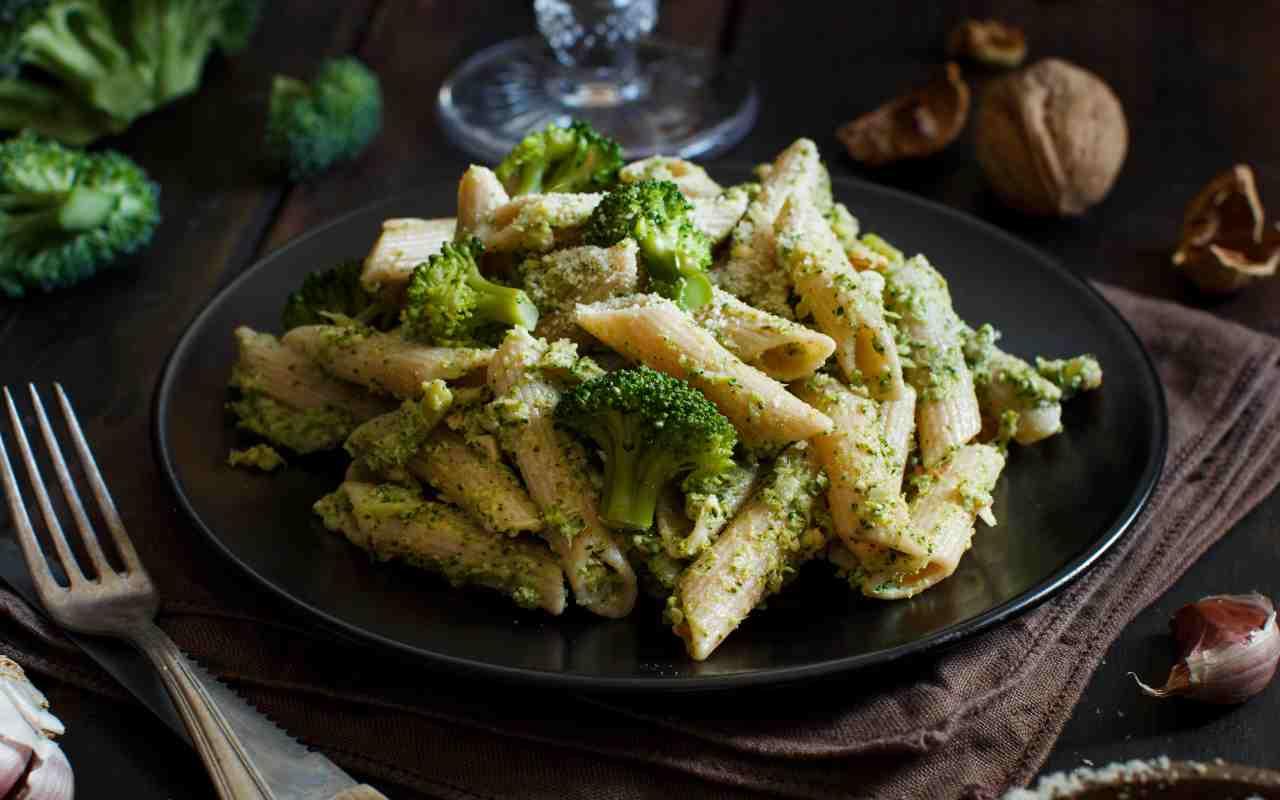 pasta ricotta broccoli ricetta FOTO ricettaspint