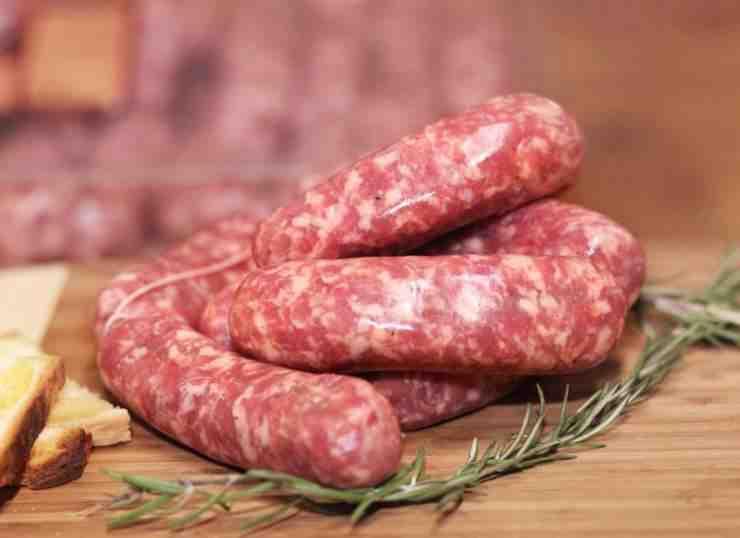 Pasta con verza porro e salsiccia FOTO ricettasprint