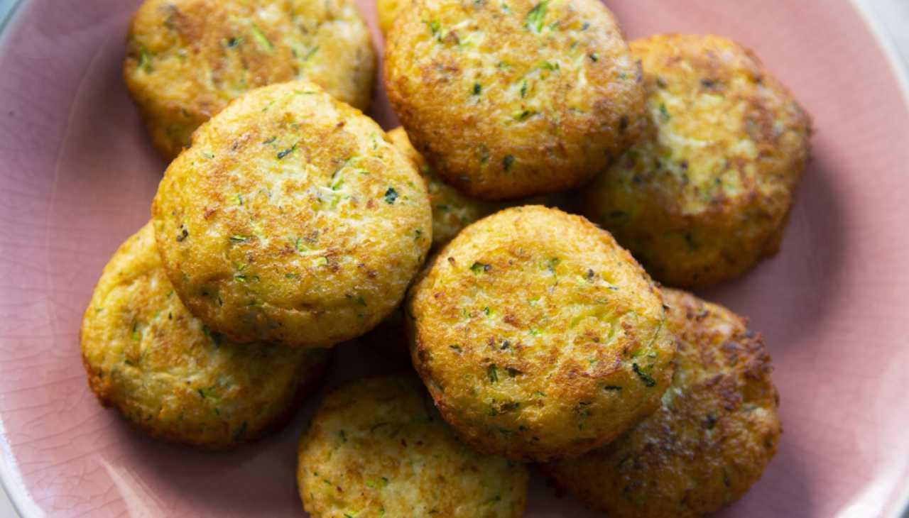 Finger food di tuberi con verdure