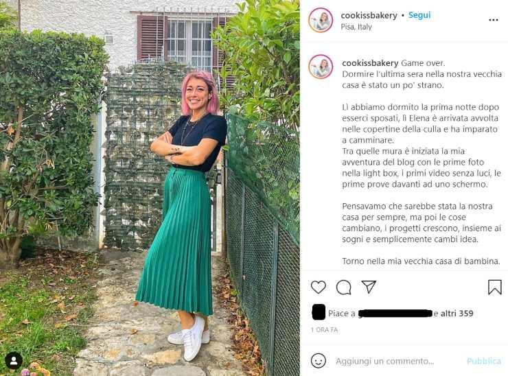 Sara Brancaccio game over - RicettaSprint