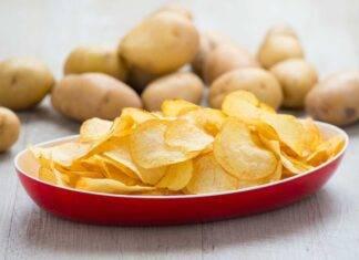 sfoglie patate forno ricetta FOTO ricettasprint