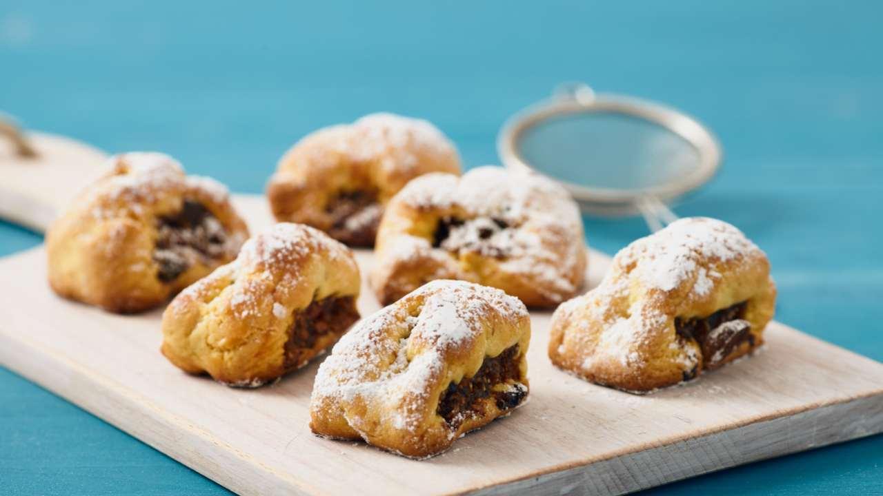 Biscotti con fichi