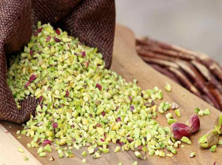 granella di pistacchio