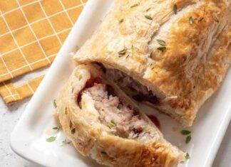 Rustico salato salsiccia e formaggio ricettasprint